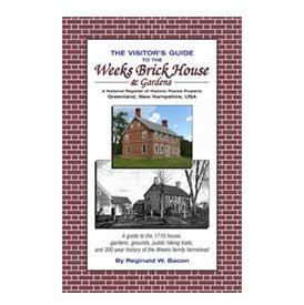 Weeks Brick House Visitor Guide